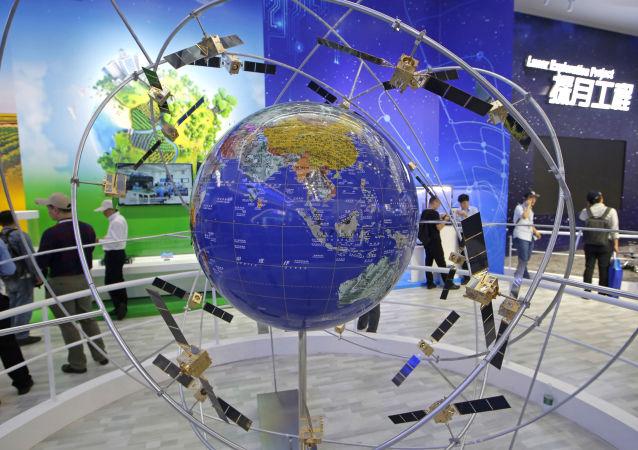 中国准备占领世界卫星导航市场