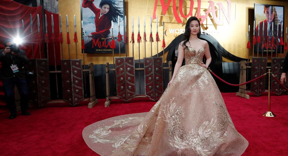 电影《花木兰》将于8月20日在俄上映