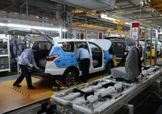长安汽车在俄销售量同比增长