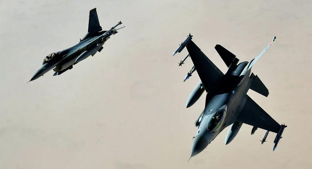 美军将为F-16战机配备新的电子战系统