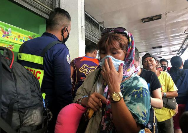 菲律宾担心变异病毒传播禁止从美国入境