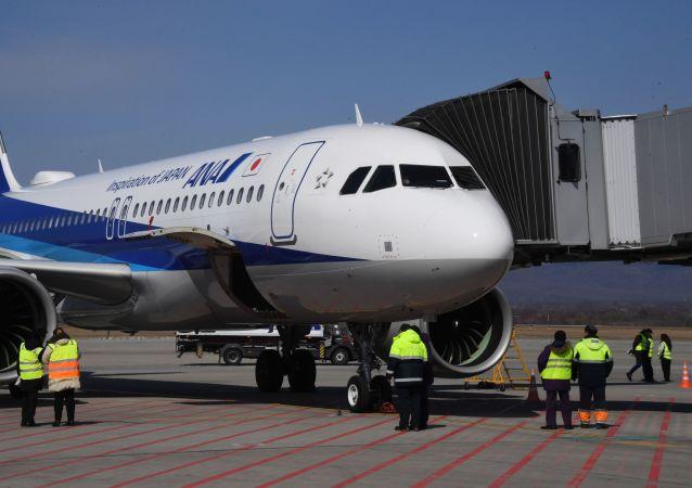 日本全日空航空公司开通东京-符拉迪沃斯托克航线