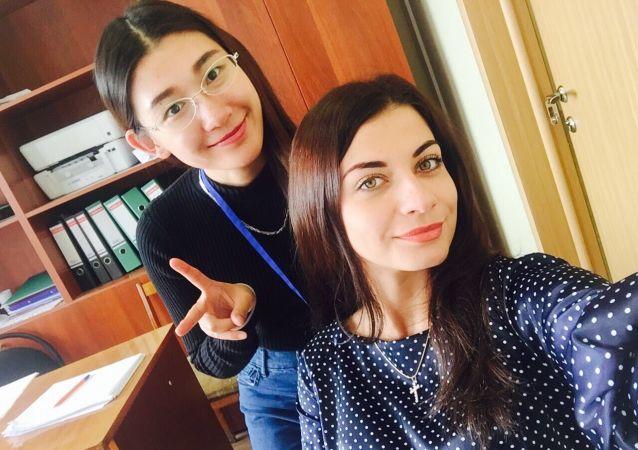 中国人在俄罗斯(资料图片)