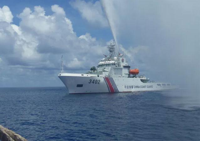 中国海警船 资料图