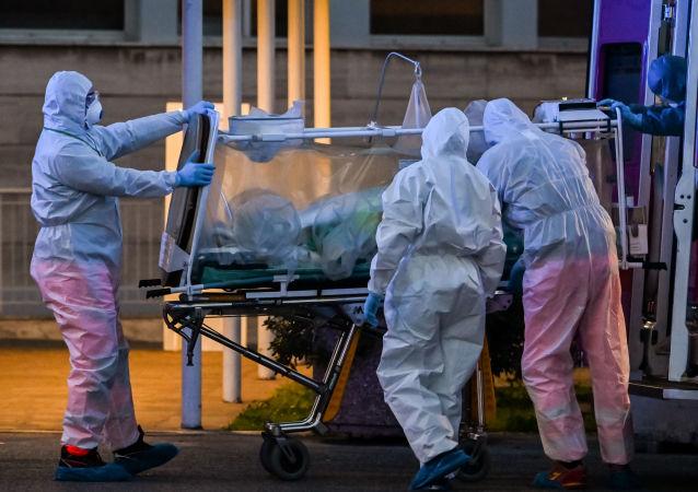 外媒:意大利新冠肺炎死亡率已经高于中国