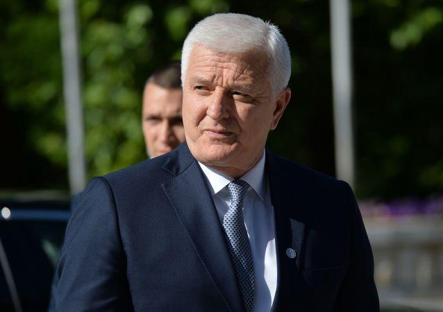 黑山总理马尔科维奇
