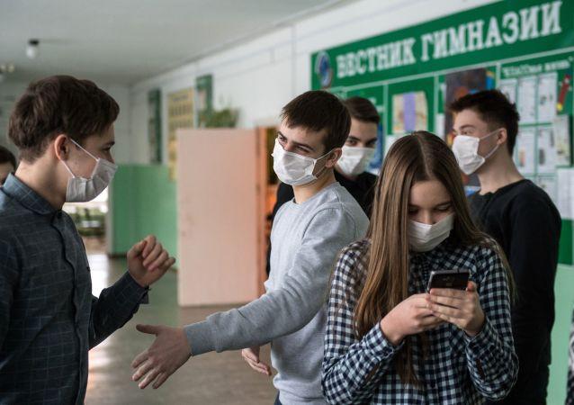 俄罗斯上周急性呼吸道感染发病率保持低位