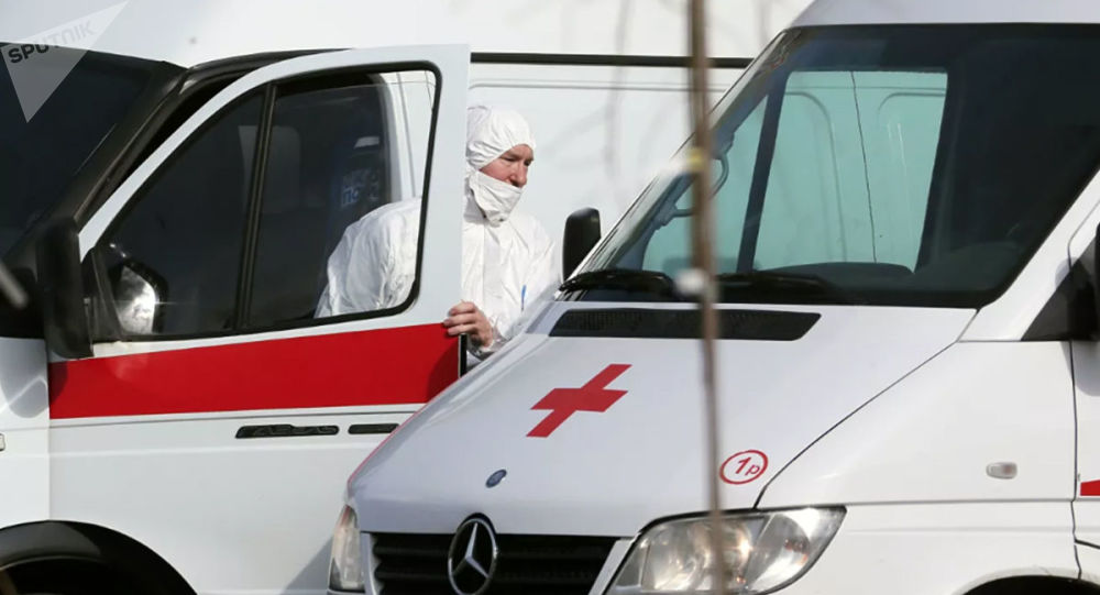 俄罗斯过去昼夜内新增33例COVID-19确诊病例