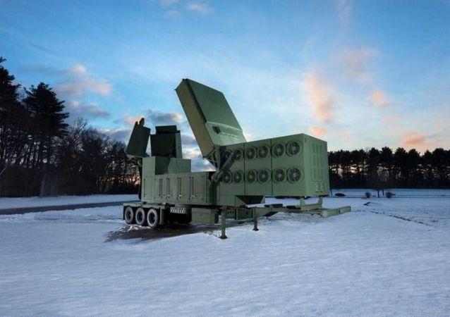 美国通过爱国者防空系统新型雷达测试