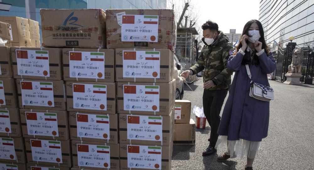 专家:中国正在成为全球人道主义领袖
