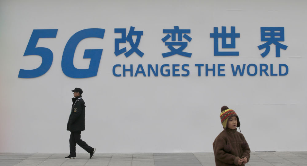 中国在5G网络建设领域保持世界领先