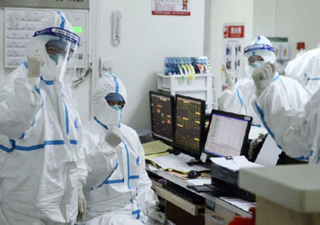 中国政府联合工作组在塔吉克斯坦开展抗疫合作