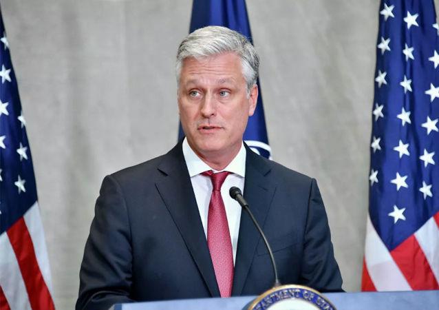 美国总统国家安全顾问罗伯特·奥布赖恩