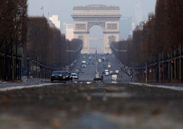巴黎香榭丽舍大道