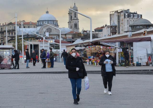 土耳其新增新冠病毒感染患者2800多人 死亡106人