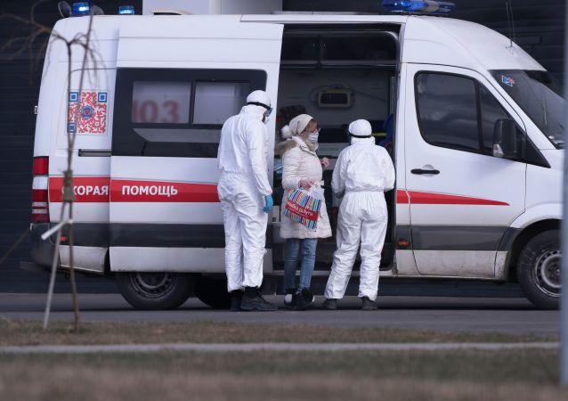 莫斯科84%新冠肺炎感染者年龄低于65岁