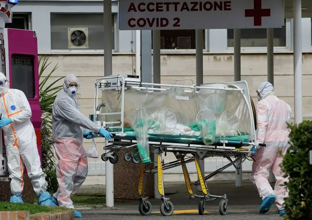 中国外交部:中方决定向意大利派遣第3批抗疫医疗专家组