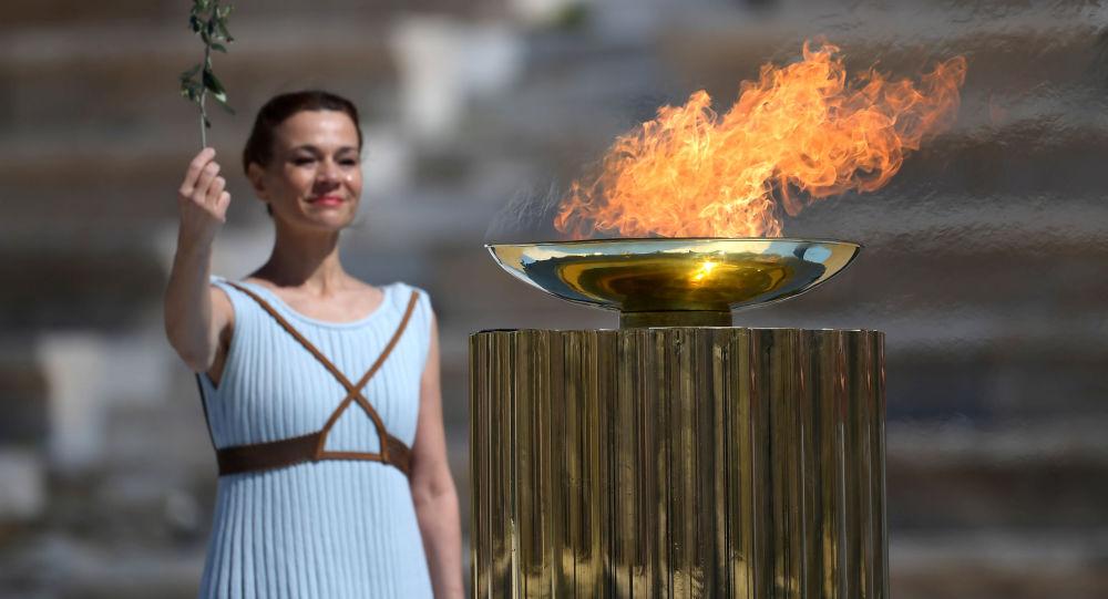 奥运会火炬