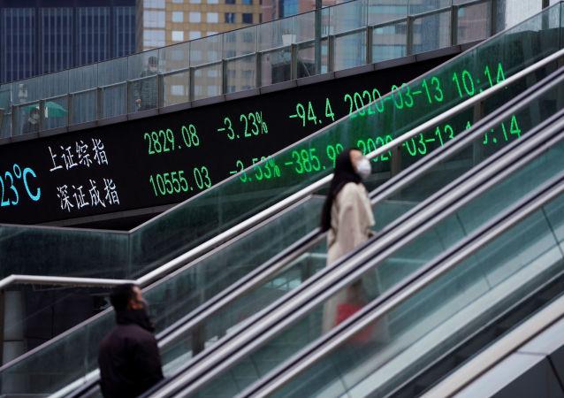 中国外汇局:3月末中国外汇储备30606亿美元 较年初下降1.5%
