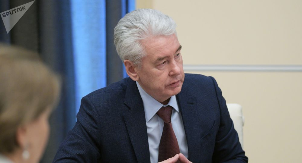 莫斯科市长索比亚宁