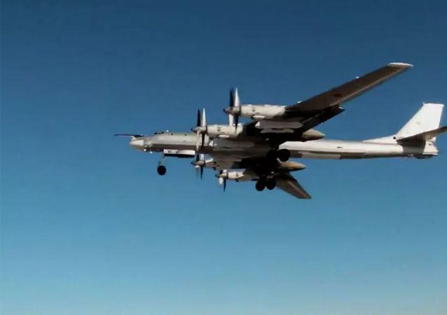 图-95MS战略轰炸机
