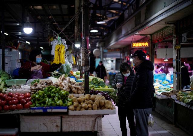中国对俄滨海边疆区的蔬菜出口量增长一倍