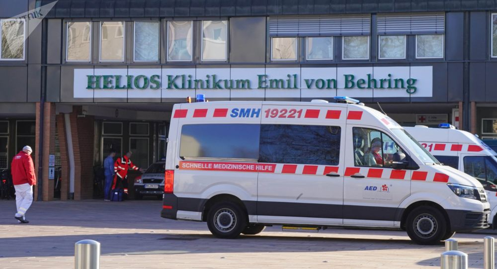 德国单日新增新冠病毒感染病例再创新高 达7830例