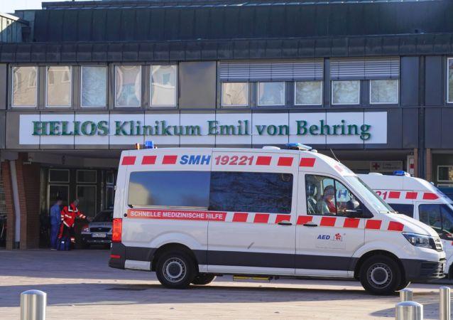 德国累计新冠病毒感染病例超17.1万例
