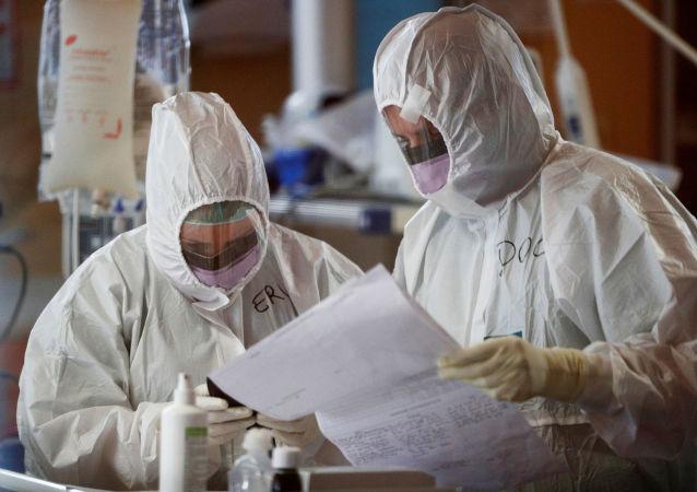 意大利检出首例感染在尼日利亚发现的新冠病毒毒株病例
