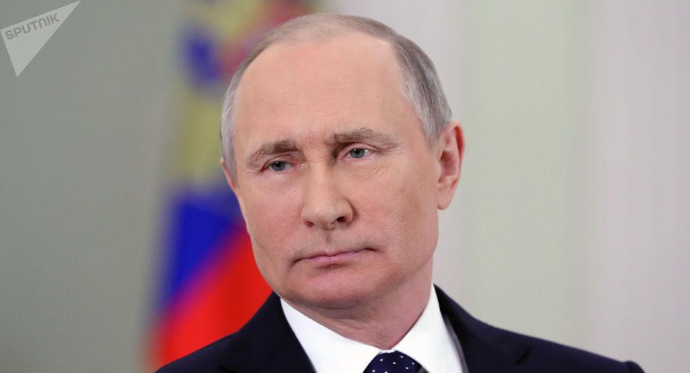 普京表示,新冠疫情必将出现向好变化,只是时间问题
