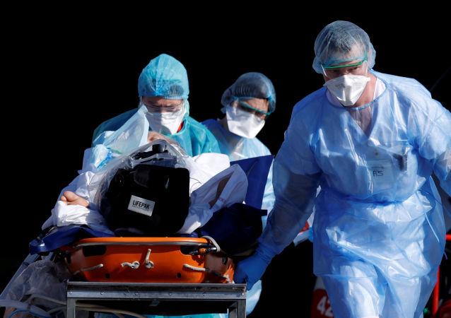 法国16岁女孩死于新冠肺炎