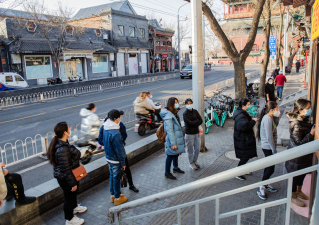 中国商务部:随着疫情防控形势持续向好中国市场销售触底回升