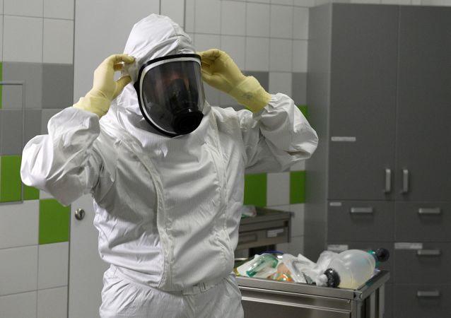 莫斯科州再有5人新感染新冠病毒死亡 死亡病例达到74例