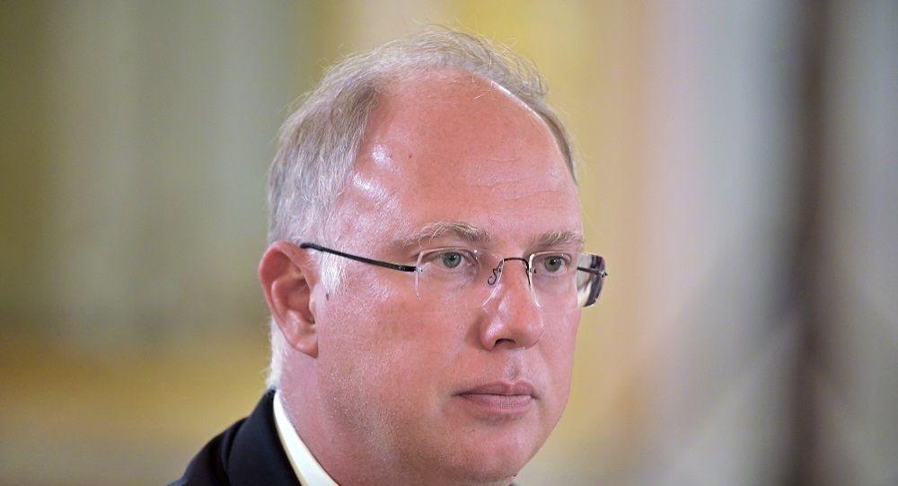 俄罗斯直接投资基金总裁基里尔∙德米特里耶夫