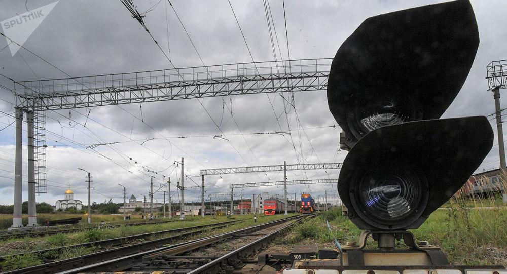 绥芬河市委书记:1-8月中欧班列在绥芬河开行105列 开行规模逆势增长