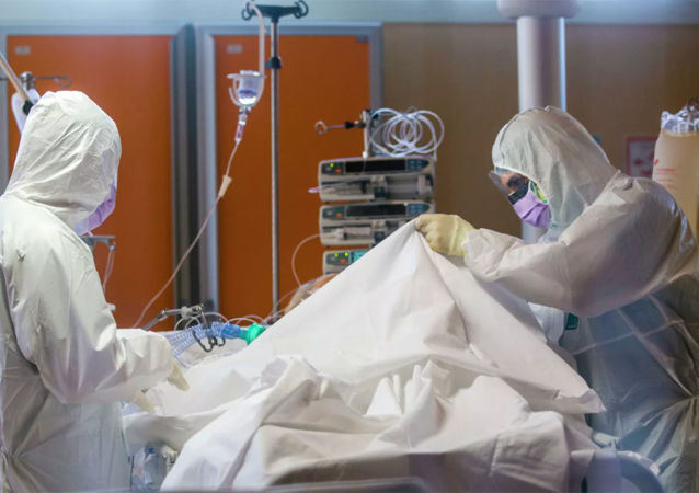 世卫组织:全球累计确诊新冠病毒感染超500万例