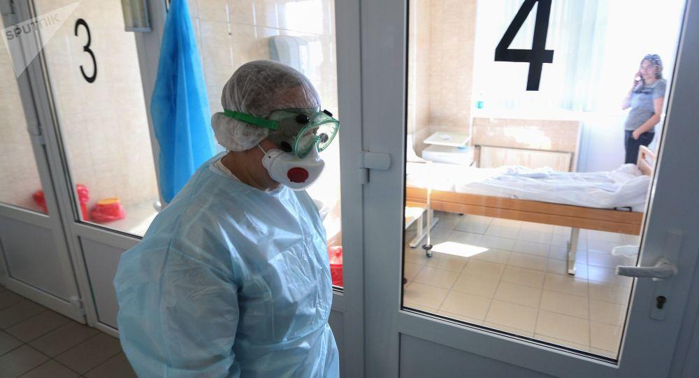 俄防疫指挥部:俄过去24小时新增270例新冠病毒感染病例