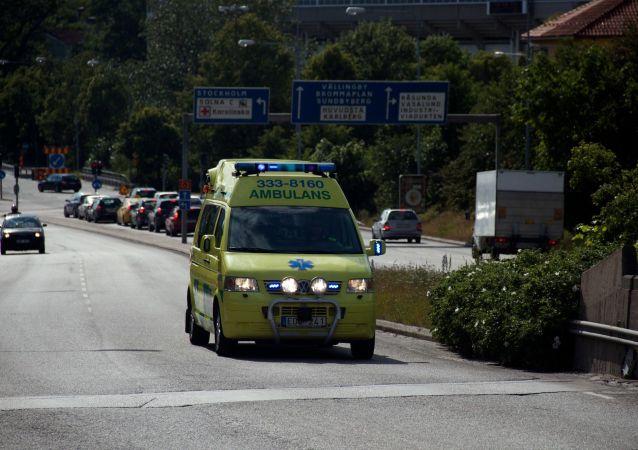 瑞典救护车