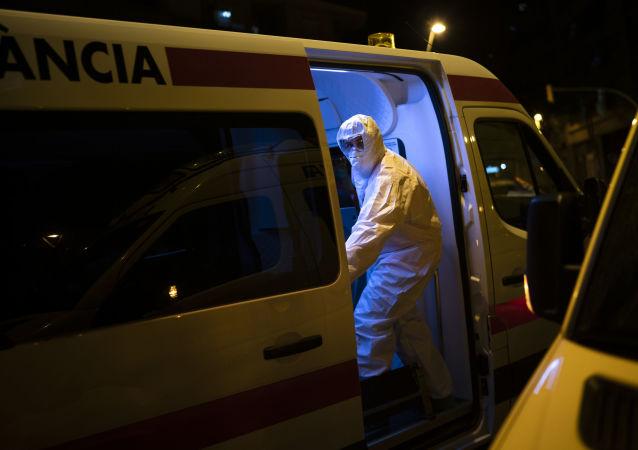 西班牙急救车