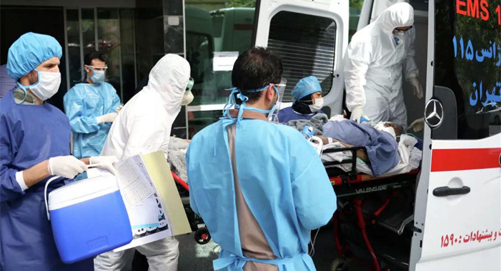 伊朗107岁老妪被从新冠病毒感染中治愈
