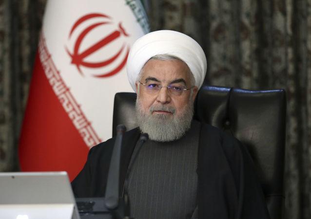 鲁哈尼:伊朗谴责美国对叙利亚制裁 将继续支持大马士革