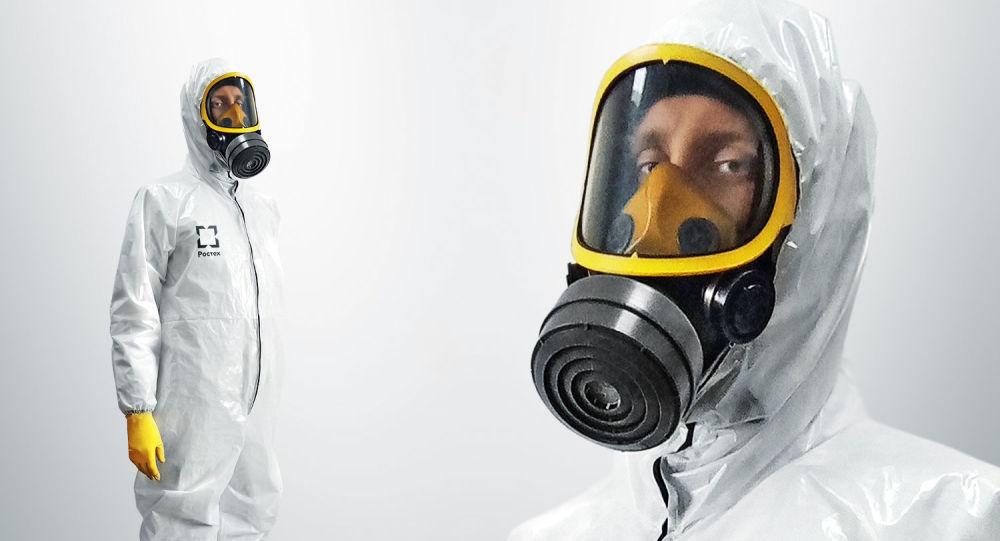俄国家技术集团完成新型病毒防护服的研发工作