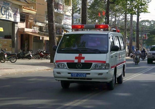 越南救护车