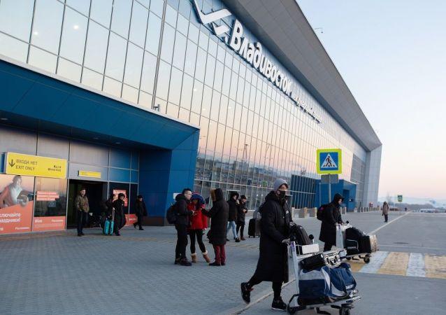 符拉迪沃斯托克国际机场
