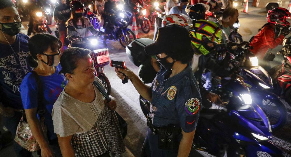 男子因违反新冠病毒防控规定在菲律宾被枪杀