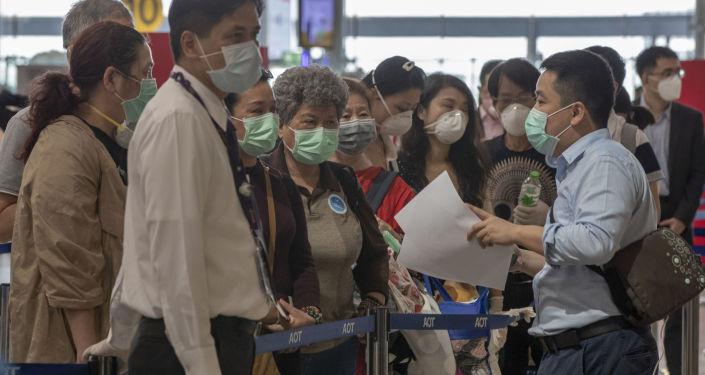 中国到泰国的客流将从今年8月起开始回升