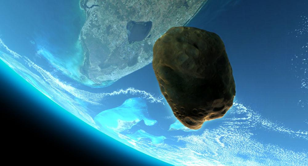 俄专家称可以改变飞向地球的小行星轨迹 消除威胁