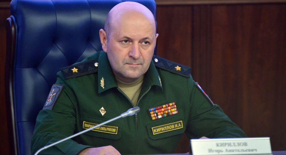 伊戈尔∙基里洛夫 (资料图片)