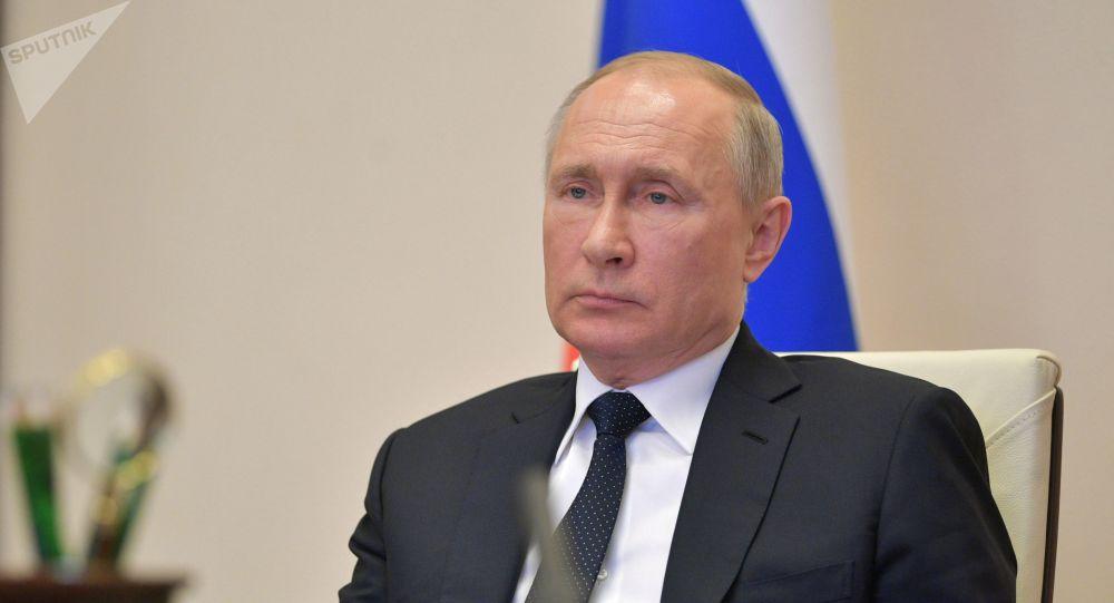 普京:俄拥有克服危机的经验 目前宏观经济情况稳定
