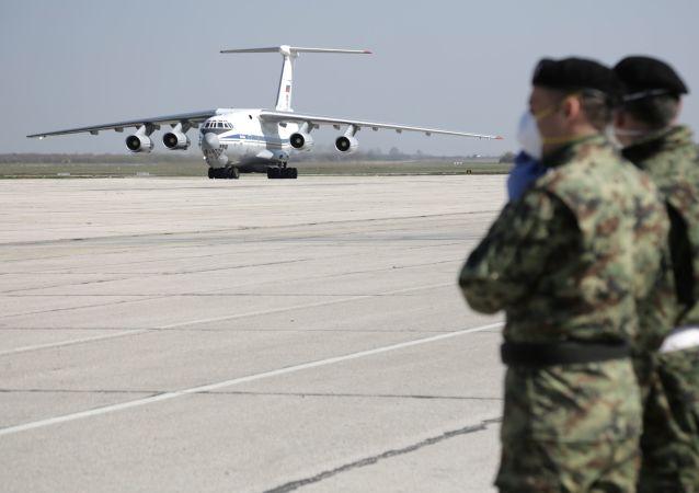 俄将向波黑提供抗击新冠病毒的援助